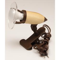 ARGUS 50033/KL   reflektorové svítidlo dřevěné - klipsa