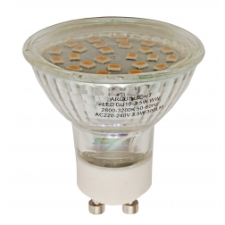 ARGUS LED LED žárovka GU10 4W
