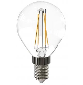 ARGUS žárovka LED FLM E14 G45 4W - s vláknem